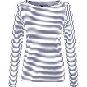 Craghoppers NosiLife Erin II Top de manga larga Mujer, blue navy stripe